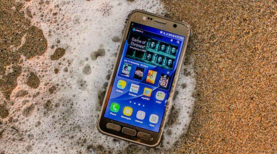 Samsung Galaxy S7 Active обзор