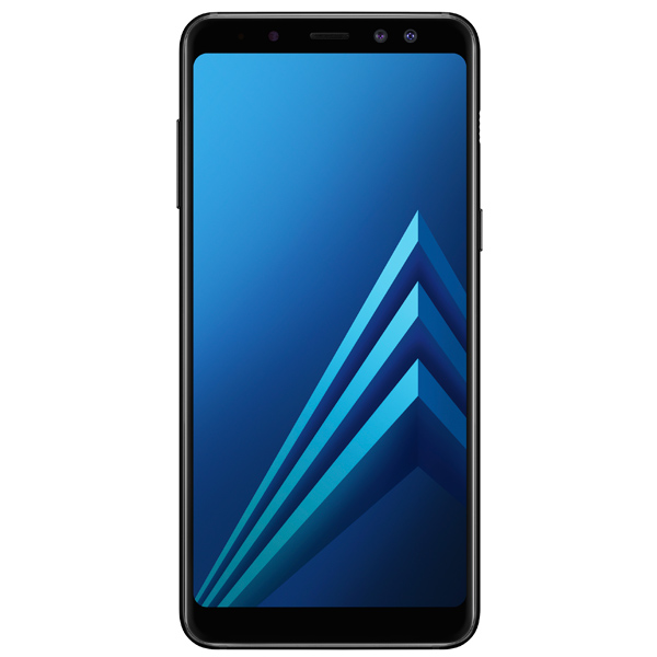 Samsung Galaxy A8 Black (2018)