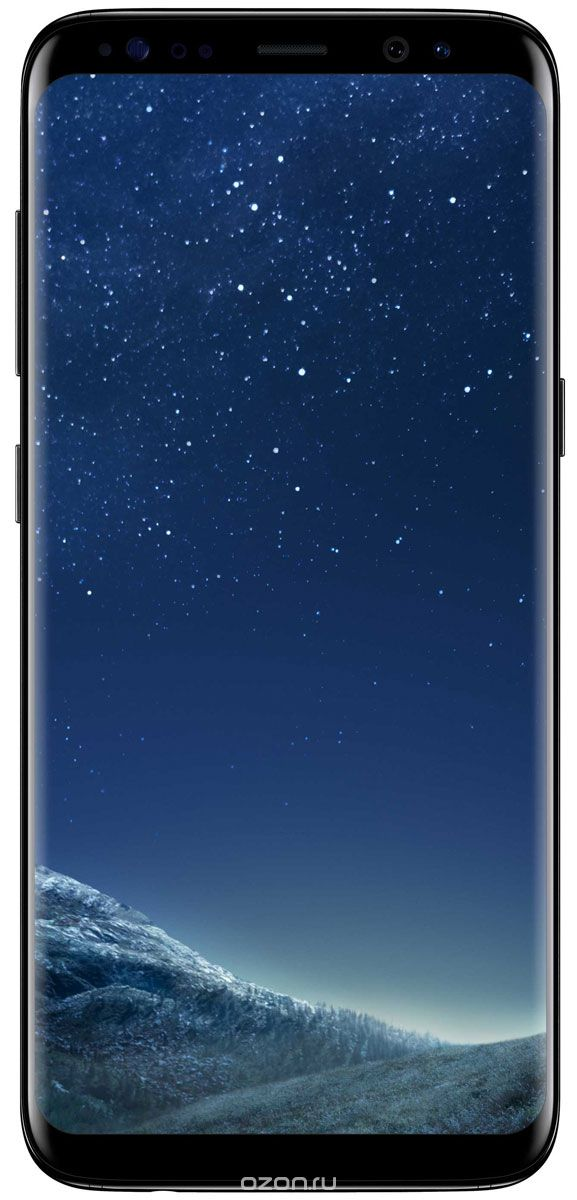 Samsung Galaxy S8 SM-G950, Black