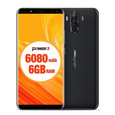 Ulefone Power 3 6GB + 64GB