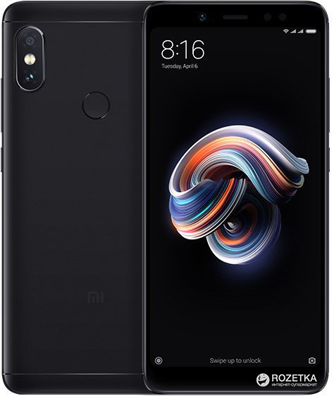 Xiaomi Redmi Note 5 3ГБ+32ГБ
