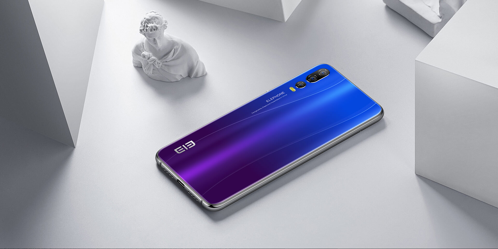 Elephone A5 Global Version - 15% СКИДКА