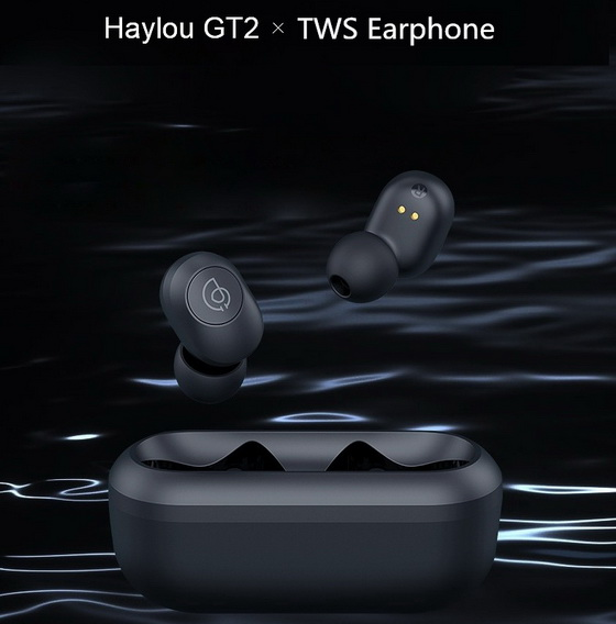 Haylou GT2 TWS Wireless bluetooth 5.0 Earphone