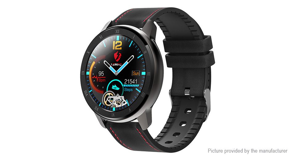 LEMFO ELF2 PPG + ECG Smart Watch