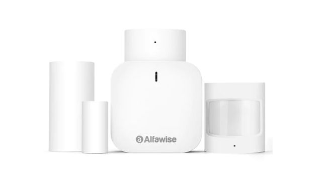 Alfawise Z1 Smart Home Security Kit - 25% СКИДКА