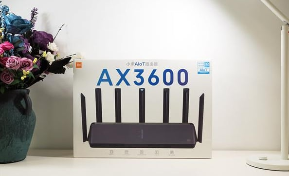 NEW Xiaomi AX3600 AIoT Router Wifi 6 - Aliexpress