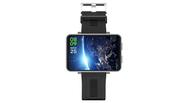 TICWRIS MAX 2.86 Inch HD Screen Smart Watch