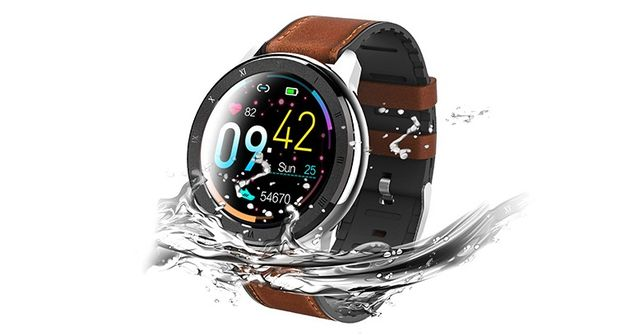 LEMFO ELF2 PPG ECG Smart Watch