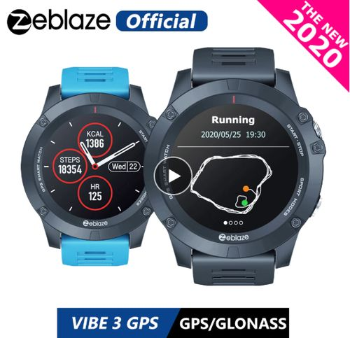 New 2020 Zeblaze VIBE 3 GPS - Aliexpress
